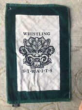 Whistling Straits Golf Towel