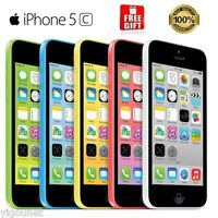Apple iPhone 5C 16GB 32GB LTE 4G 8MP Mobile Smartphone Factory Unlocked Grade A+