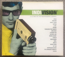 Indivision CD+DVD (Fangoria, Chico y chica, Astrud, L-Kan, Cycle, Marlango...)