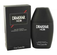 Drakkar Noir by Guy Laroche 6.7 / 6.8 oz EDT Cologne for Men New In Box Sealed