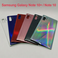 For Samsung Galaxy Note 10+ 10 Replacement Back Glass Battery Cover Door