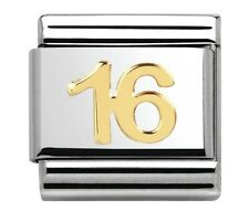 Nomination Charm Gold 16 RRP £18