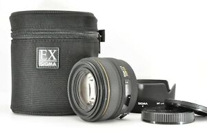""""""" Near Mint """" SIGMA 30mm F1.4 EX DC HSM AF Lens w/ Hood for Canon From Japan #TN"""