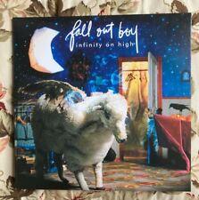 Fall out Boy Infinity on High 180 Gram x2 Black Vinyl - Like New