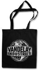 VANDELAY INDUSTRIES STOFFTASCHE Sign Schild Logo Firma Seinfeld Importer
