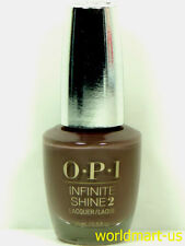 OPI Infinite Shine Nail Polish 0.5fl.oz Color IS L23- Brains & Bronze