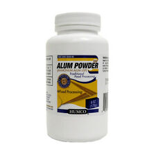 Humco Ammonium Alum Powder 6 oz Food Processing