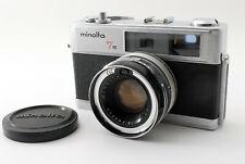 [Excellent Minolta Hi-Matic 7S Télémètre Caméra à Film 45mm F/1.8 De Japon