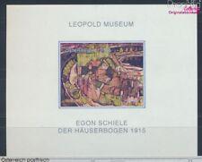 Autriche Bloc 29b (2546) Buntdruck neuf 2005 Peintures (8717278