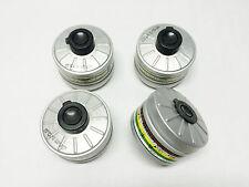 4pcs gas mask filter 40mm nato A2B2E2K2P3 nbc respirator filters 40mm nato 40mm
