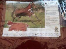 "new horseware lreland rambo plus turnout rug rrp £235.00 size 5""3 bargain"