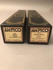 Ampico Piano Rolls - #60631 My Pet-CONFREY & #65771 The Brooklet - 2 Rolls