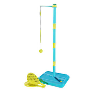 Swingball Early Fun All Surface Outdoor Tennis Game with Base & 2 Rackets 3+ Yrs
