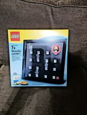 LEGO Minifigure Collector Frame Display Case 5005359 with exclusive mini fig New