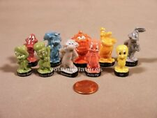Looney Tunes French Feve Porcelain  Miniatures MINT