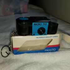 """Vintage Micro 110 """" The World's Smallest Camera """" Micro 110 w/ Box"""
