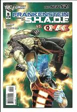 FRANKENSTEIN AGENT OF S.H.A.D.E. # 5 (DC COMICS, THE NEW 52! - MAR 2012), VF