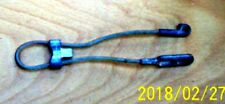 Small locking cable by Master Lock for 2 skies and 2 poles