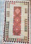 Vintage Kilim rug 3 x 5. great condition.