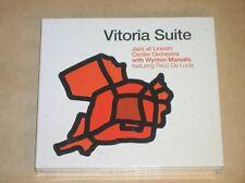 BOITIER 2 CD / VITORIA SUITE / JAZZ AT LINCOLN CENTER ORCHESTRA / NEUF CELLO