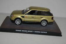 Modellauto 1:43 James Bond 007 Range Rover Sport *Casino Royale Nr. 51