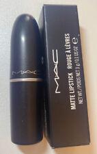 Mac Matte Lipstick Rouge A Levres (Kinda Sexy) Full Size Brand New