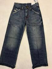 Diesel Straight Leg Regular Size Jeans for Women