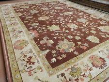Modern Oushak Rug Turkish 9'x12' Carpet