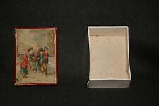 ancienne boite confiserie chromo enfant XIX ème