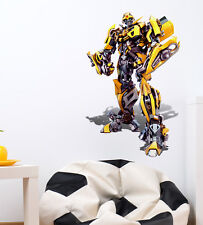 69000109 | Wall Stickers Car Decal Bumble Bee Transformers Boys Kids Room
