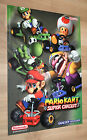 2001 Nintendo Mario Kart Super Circuit / GameBoy Advance small Poster 30x42cm