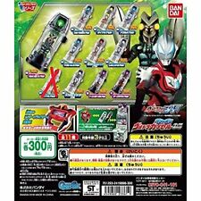 NEW Bandai Gashapon Ultraman Geed Ultra Capsule 5 Normal SET of 10 from Japan