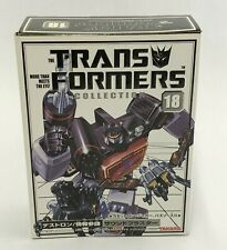 Takara Transformers Collection 18 Soundblaster, Ravage & Buzzsaw New Sealed MISB