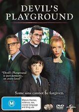 Devil's Playground : Season 1 (DVD, 2015, 2-Disc Set) Regions 4 & 2