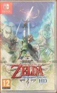 The Legend of Zelda: Skyward Sword HD (Switch) (NEU & OVP) (Blitzversand)