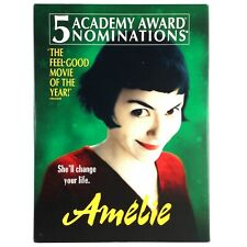 Amelie (Dvd, 2001, 2-Disc Set, Special Edition) Audrey Tautou