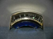 63 64 Ford Galaxie 500 shift indicator CM