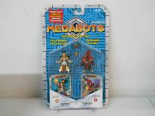 HASBRO MEDABOTS METABEE VS. STINGARAY FIGURES GAME CARD AND DIE ROBATTLE NEW