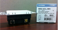 Lutron RRD-6CL-WH Radio Ra2 RadioRA RA Dimmer - NEW IN BOX
