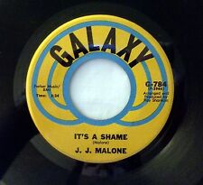 J.J. Malone: It's a Shame / Danger Zone  [NEW & Unplayed]