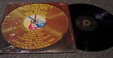 "Big Ross ""Elvis Presley's Golden Hits"" LP SUNG BY BIG ROSS & THE MEMPHIS SOUND"