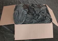 25kg Putzlappen, Putztücher 100% Baumwolle, Cotton, Oliv