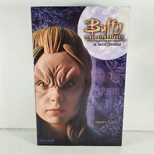 """Sideshow1/6 Scale 12"""" Figure Vampire Buffy The Vampire Slayer Vampire buffy"""