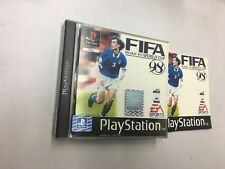 FIFA  ROAD TO WORLD CUP USATO  PS1 PLAYSTATION 1