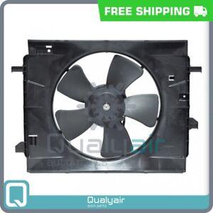 AC Radiator-Condenser Fan fits Chevrolet HHR QU