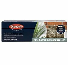 Selleys Spirit ROLLER COVER for Dulux Full Cover Texture Paint- 230mm *Aust Made
