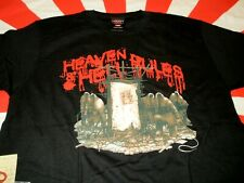 Heaven And Hell 2007 JAPAN TOUR T-SHIRT BLACK SABBATH DIO RAINBOW MOB RULES NEW