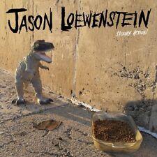 JASON LOEWENSTEIN - SPOOKY ACTION   VINYL LP + MP3 NEU