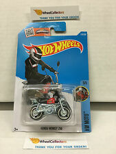 Honda Monkey Z50 #135 * RED * Hot Wheels 2016 * NE13