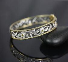 Bracciali con diamanti rigidi colore fantasia